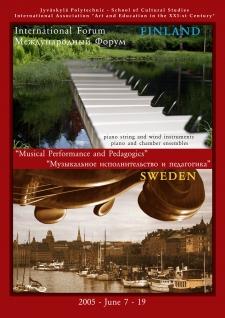 June 7 – 19, 2005. Finland – Sweden