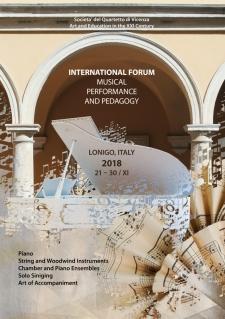 November 21 – 30, 2018. Lonigo, Italy