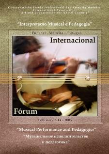 February 3 – 14, 2005. Funchal, Portugal