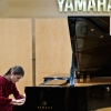 Vienna, Yamaha concert hall. Anastasiya Golik