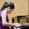 Vienna, Yamaha concert hall. Aziza Miryussupova