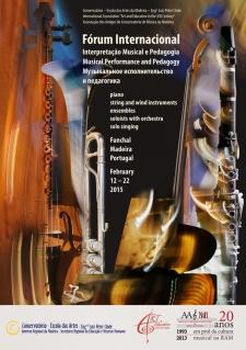 12 – 22 февраля 2015. Форум в Португалии