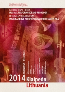 29 ноября — 6 декабря 2014. Форум в Клайпеде