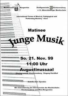 1999, 25 октября – 5 ноября. Австрия – Чехия