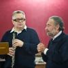 Lonigo, Italy. Victor Khussu and Semion Balschem