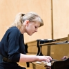Vienna, Yamaha concert hall. Bohuslava Jelinkova