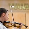 Vienna, Yamaha concert hall. Matvey Bakyeyev